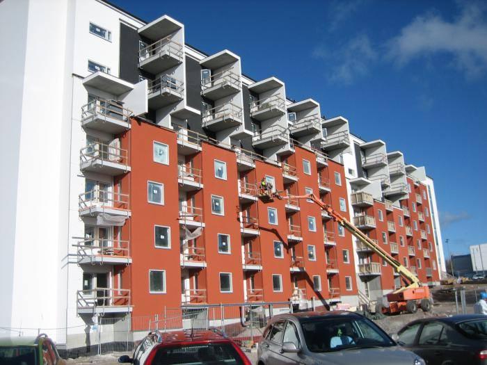 Maalerdustööd Helsinkis